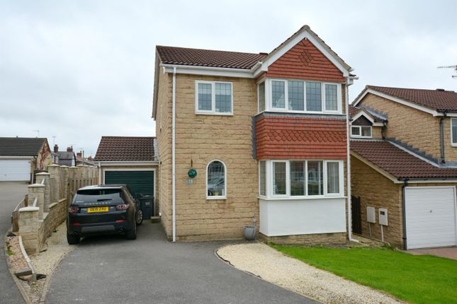 Thumbnail Detached house for sale in Greengate Close, Brampton, Chesterfield