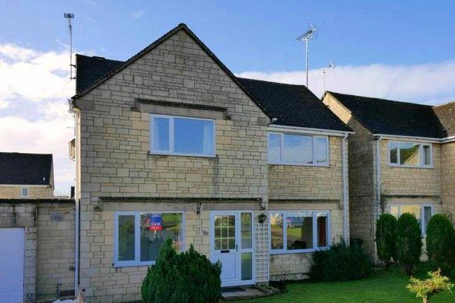 Thumbnail Detached house to rent in Alexander Drive, Cirencester
