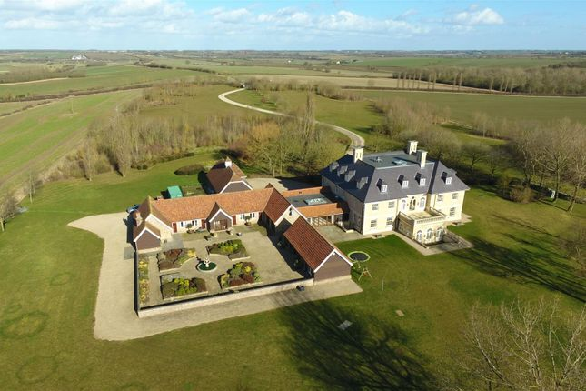 Thumbnail Detached house for sale in Keyston, Huntingdon, Cambridgeshire