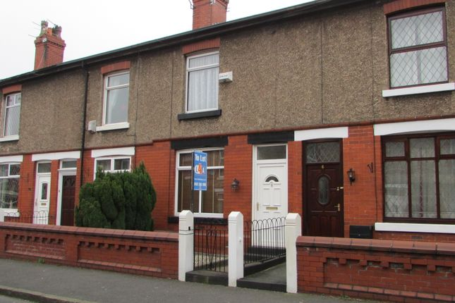 Thumbnail 2 bed terraced house to rent in Brooks Ave, Gee Cross