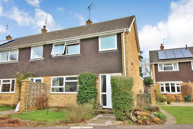 3 bed end terrace house for sale in St. Margarets Close, Horstead, Norwich