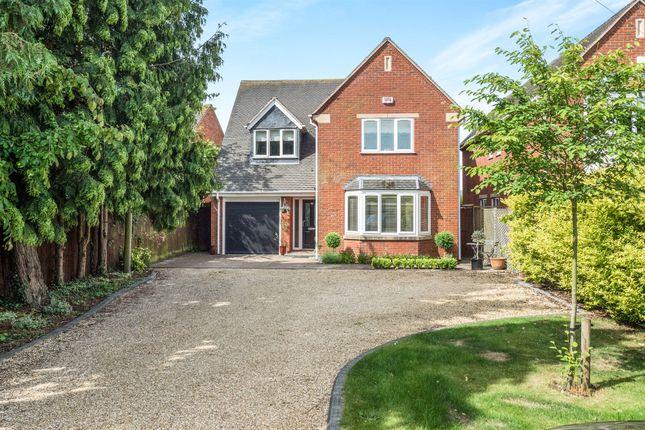 Thumbnail Detached house for sale in Kineton Road, Wellesbourne, Warwick