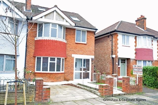 Thumbnail Semi-detached house for sale in Gibbon Road, Goldsmith Estate, Acton, London