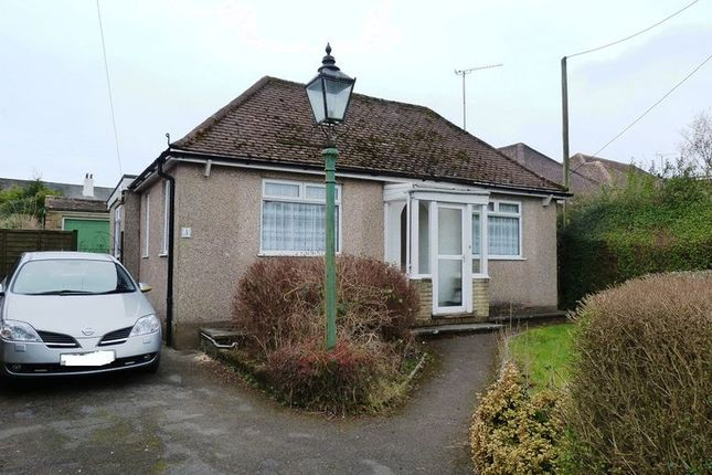 Thumbnail Detached bungalow to rent in Crossways, Tatsfield, Westerham