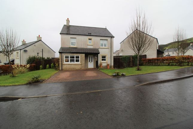 Thumbnail Detached house for sale in Donald Wynd, Largs