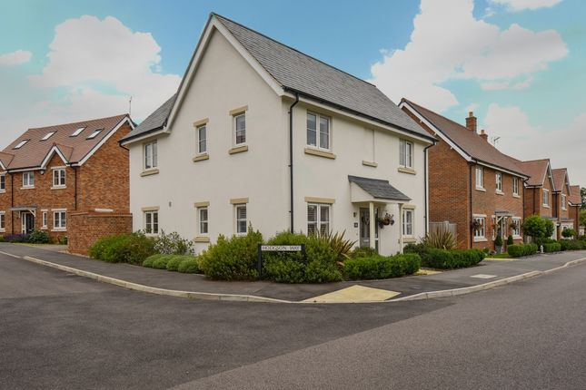 Detached house for sale in Terlings Avenue, Gilston, Harlow, Essex