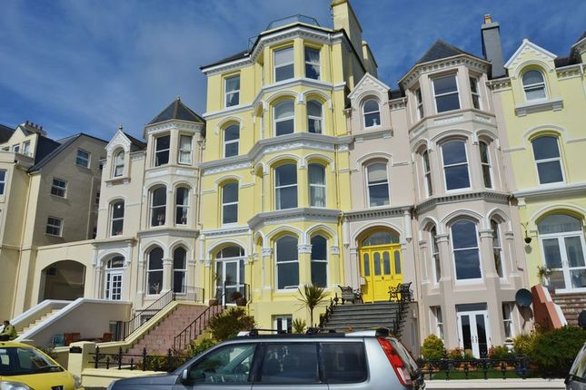 Thumbnail Flat for sale in The Promenade, Port St. Mary, Isle Of Man