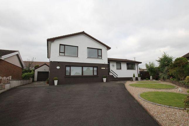 Thumbnail Detached house for sale in Dunmore Park, Carrickfergus
