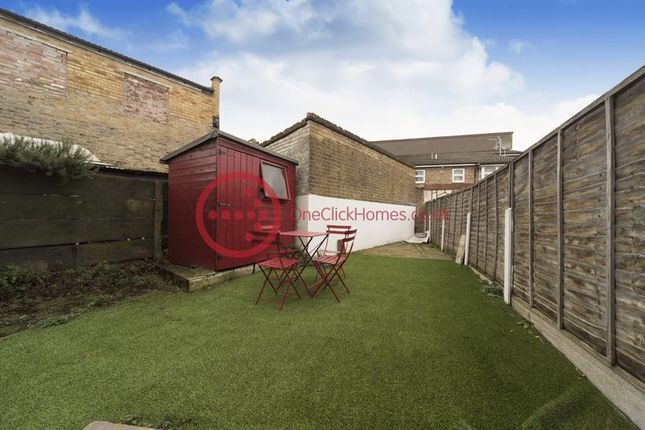 Thumbnail Terraced house for sale in Tyndall Road, London