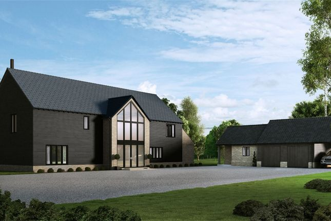 Thumbnail Detached house for sale in Abbey Lane, Swaffham Bulbeck, Cambridge