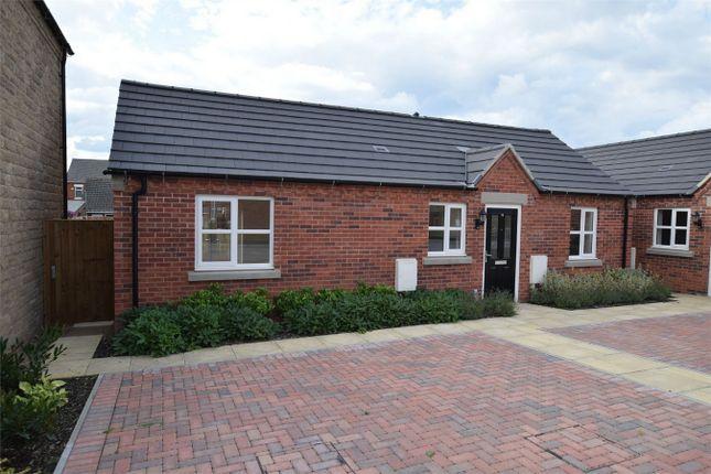 Thumbnail Detached bungalow to rent in Tomlinson Close, Newton, Alfreton, Derbyshire