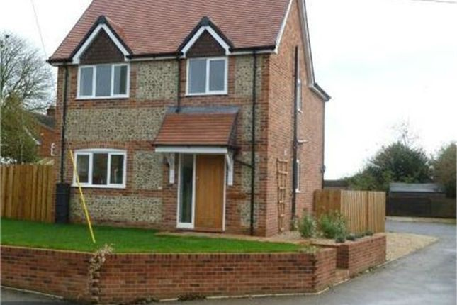 Thumbnail Detached house for sale in Aldbourne Road, Baydon, Marlborough, Wiltshire