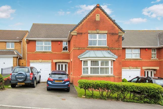 Thumbnail Detached house for sale in Maes Y Gwenyn, Rhoose, Barry