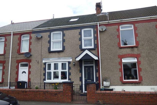 Thumbnail Terraced house for sale in Penyard Road, Longford, Neath .