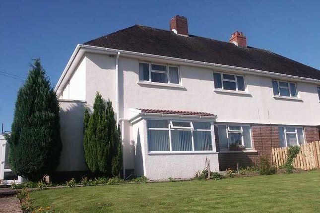 Thumbnail Flat for sale in 25A Heol Penlan, Longford, Neath.