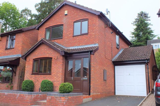 Thumbnail Detached house for sale in Gloucester Way, Bewdley