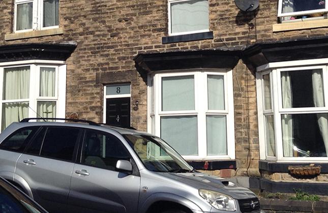 Thumbnail Terraced house to rent in Warner, Hillsborough, Sheffield