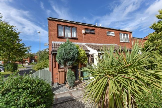 Thumbnail End terrace house for sale in Paddington Walk, Walsall, West Midlands