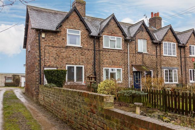Thumbnail End terrace house for sale in School Row, Linton On Ouse, York