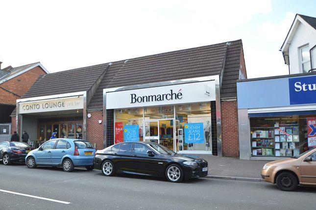 Thumbnail Retail premises to let in Unit B, Bournemouth