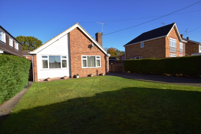 Thumbnail Detached bungalow for sale in Firacre Road, Ash Vale, Guildford, Surrey
