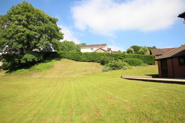 Thumbnail Land for sale in Building Plot, Usk Vale Court, New Inn, Pontypool