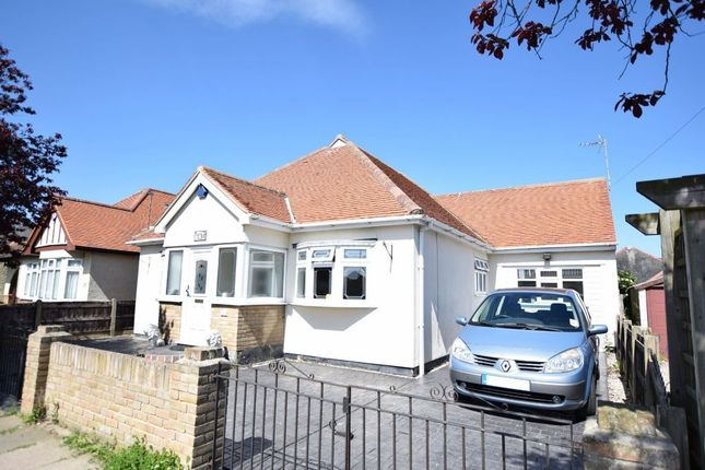 Thumbnail Detached bungalow for sale in Queensway, Holland-On-Sea, Clacton-On-Sea