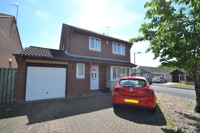 Thumbnail Detached house for sale in Horsehills Lane, Armthrope, Doncaster