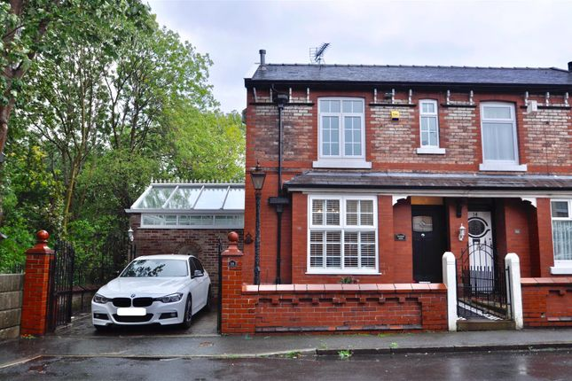 Thumbnail Semi-detached house for sale in Coronation Avenue, Gee Cross, Hyde