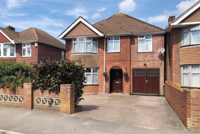 Thumbnail Detached house for sale in Sholing, Southampton, Hampshire