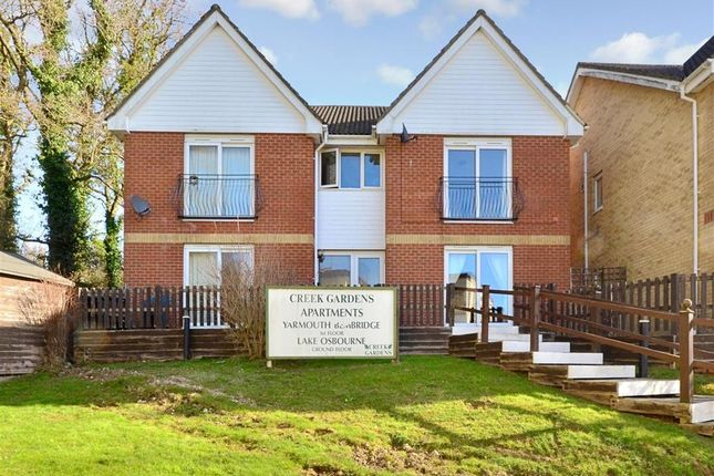 Flat for sale in Creek Gardens, Wootton Bridge, Ryde, Isle Of Wight