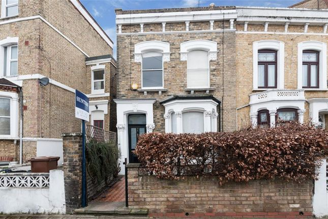Thumbnail End terrace house for sale in Springdale Road, London