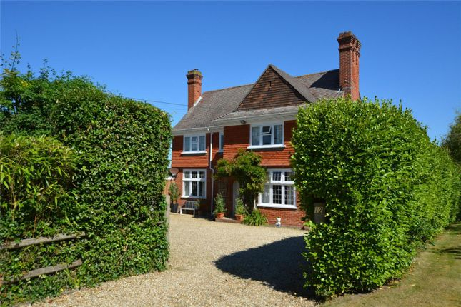 Thumbnail Detached house for sale in Whitby Road, Milford On Sea, Lymington, Hampshire