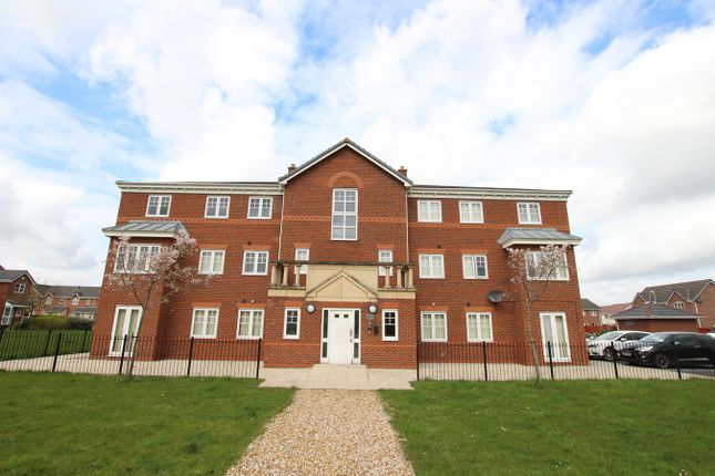 1 bed flat to rent in Regency Square, Warrington WA5
