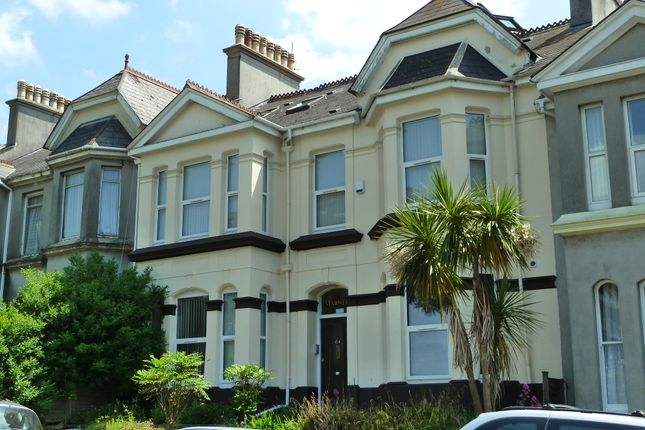 Thumbnail Flat to rent in Lipson Road, Lipson, Plymouth