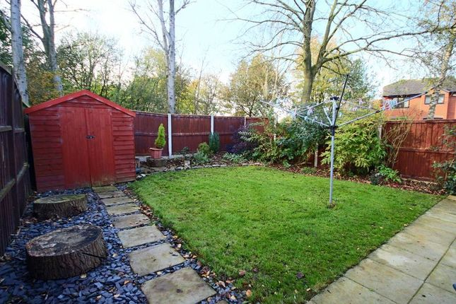 Property For Sale Daltry Way Madeley Crewe Cheshire