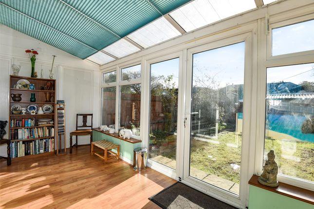 Conservatory of Pentlands Close, Mitcham, Surrey CR4