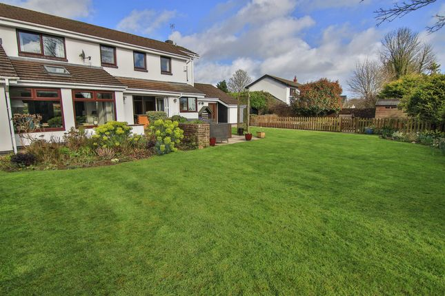 Thumbnail Detached house for sale in Sigingstone Lane, Llanmaes, Llantwit Major