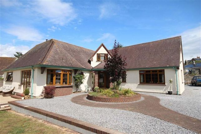 Thumbnail Detached bungalow for sale in Greenway Road, Galmpton, Brixham