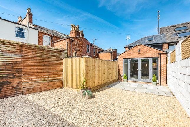 Thumbnail End terrace house for sale in Fairview Close, Cheltenham
