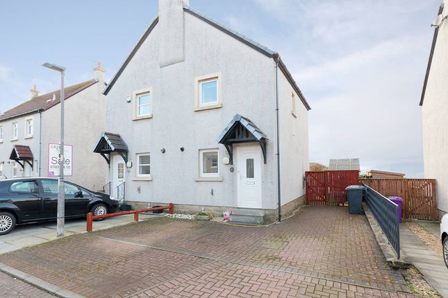 Thumbnail Semi-detached house for sale in Horse Isle View, Ardrossan, North Ayrshire
