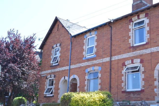 Thumbnail Terraced house to rent in Spencer Road, Newton Abbot