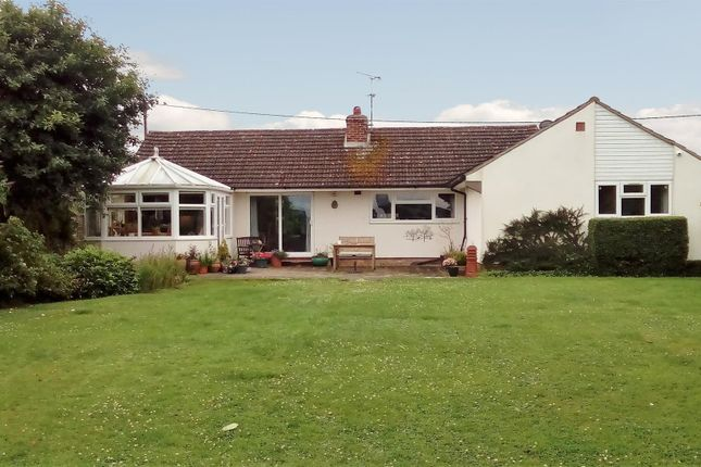 Thumbnail Detached bungalow for sale in Whatcote Road, Oxhill, Warwick