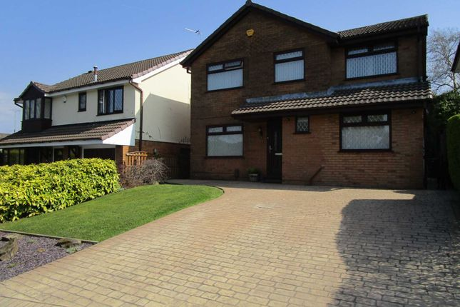 Thumbnail Detached house for sale in Ashwood Drive, Royton, Oldham