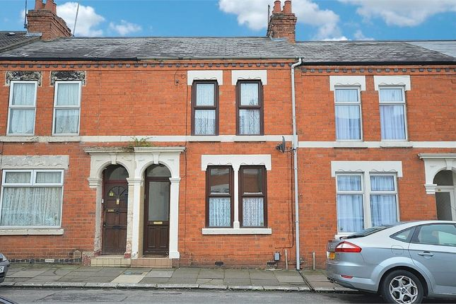 Thumbnail Terraced house to rent in Newcombe Road, St James, Northampton