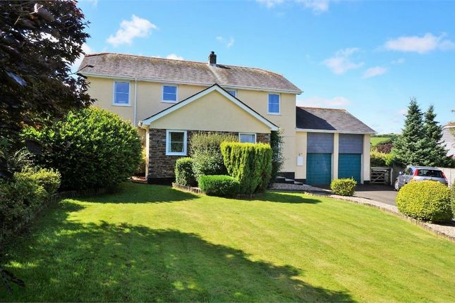 Thumbnail Detached house for sale in Lanyon Court, St. Cleer, Liskeard