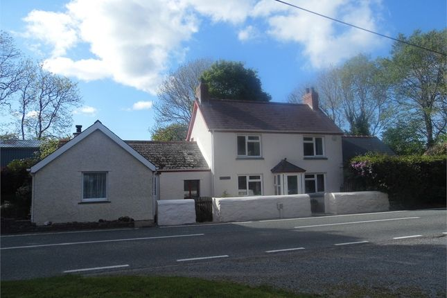 Thumbnail Detached house for sale in Newfoundland, Brynberian, Crymych, Pembrokeshire