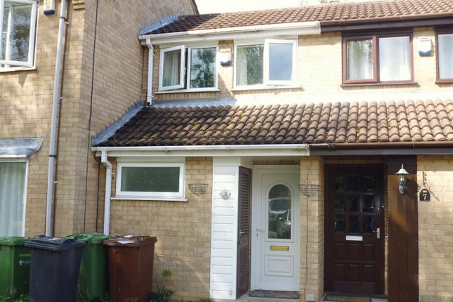Thumbnail Town house for sale in Elsham Close, Lincoln