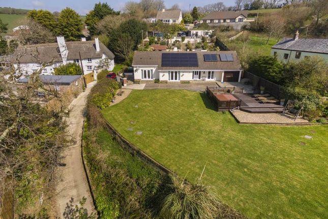 Thumbnail Detached bungalow for sale in Swimbridge, Barnstaple