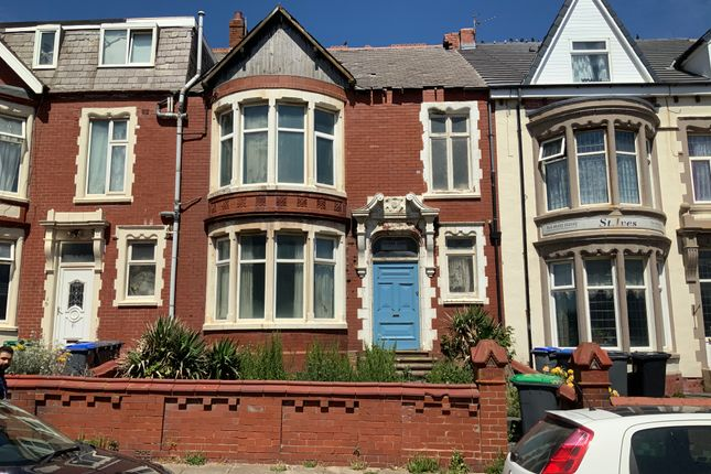 4 bed terraced house for sale in King George Avenue, Blackpool FY2